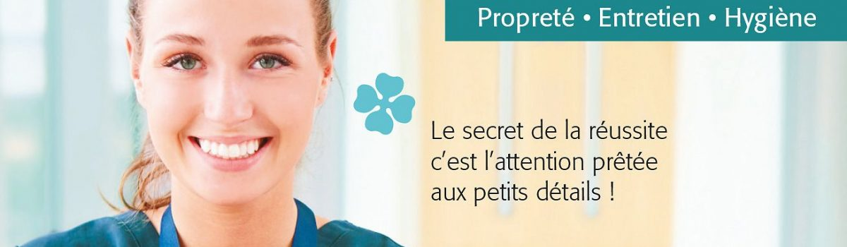Profession Propreté Hygiène Santé Nettoyage